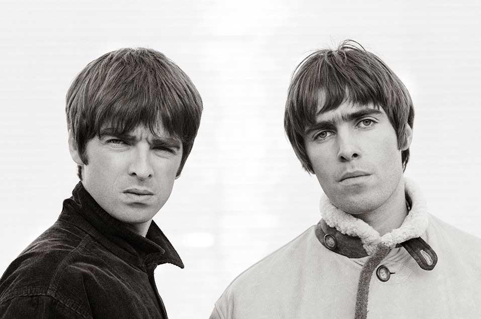 Oasis: disponibile il nuovo demo inedito di Don't Stop