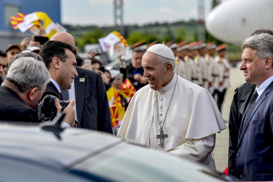 Il Papa al popolo rom: andate avanti con dignità, senza rancore