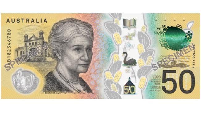 Australia, errore ortografico su milioni di banconote da 50 dollari