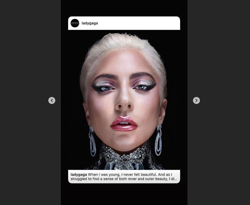 Lady Gaga lancia il suo brand beauty