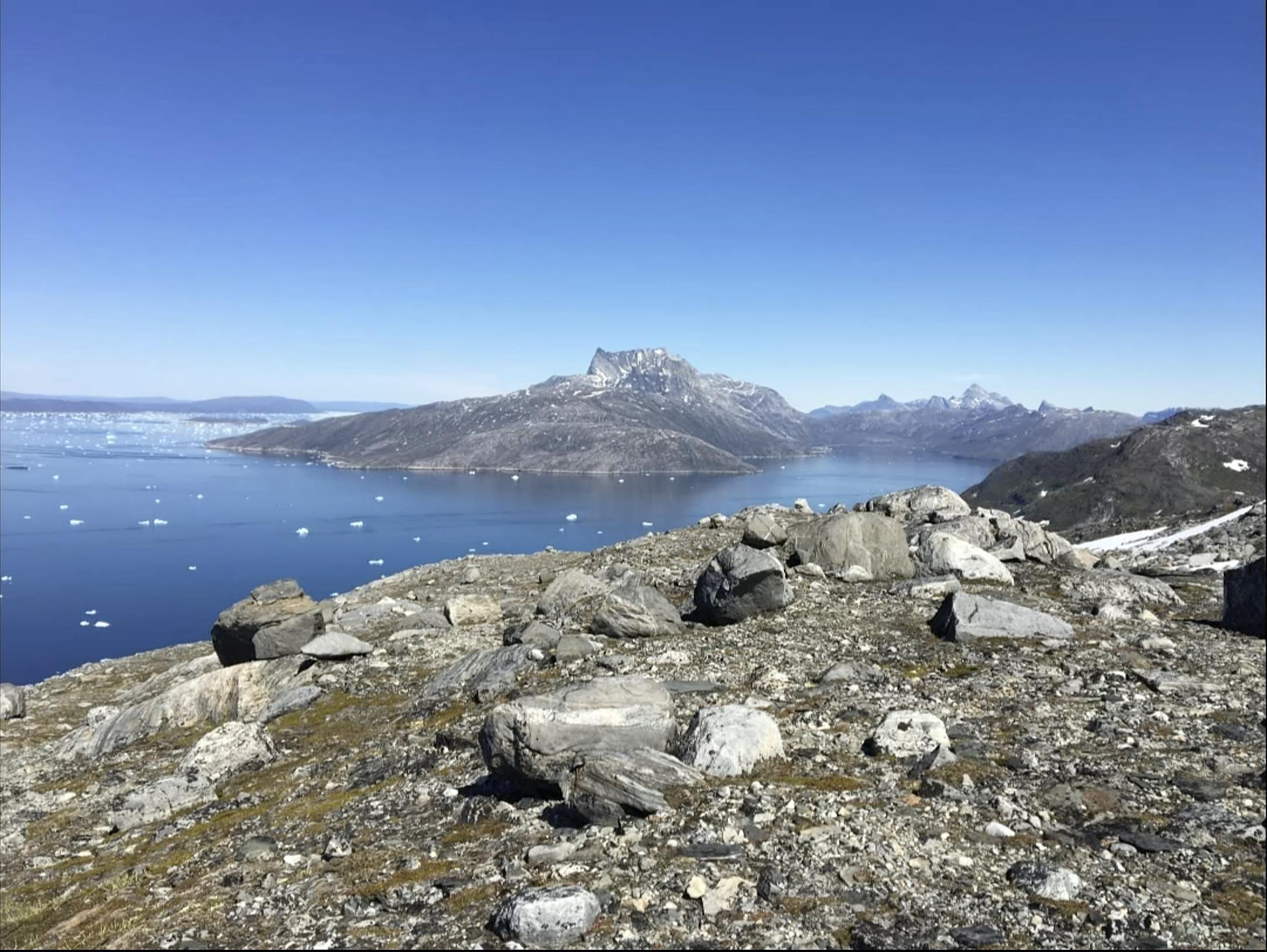 Groenlandia, il ghiaccio si scioglie a velocità record