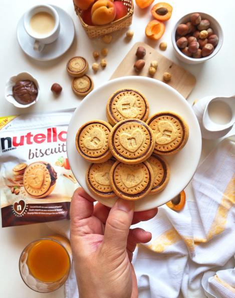 Arrivano i biscotti alla Nutella: la nuova sfida Ferrero