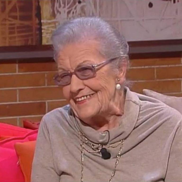 Morta Elda Lanza, prima presentatrice Rai: aveva 95 anni