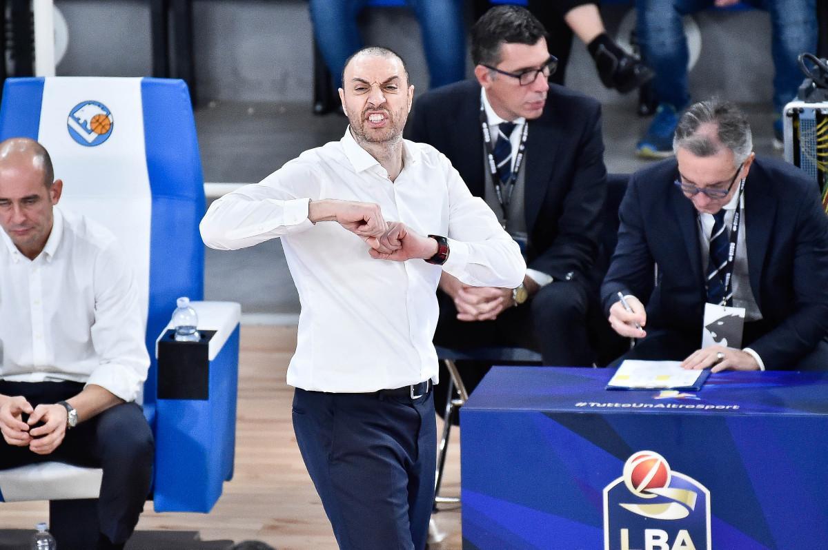 23:38 - Basket: Serie A, Sassari e Brescia vincono i due anticipi