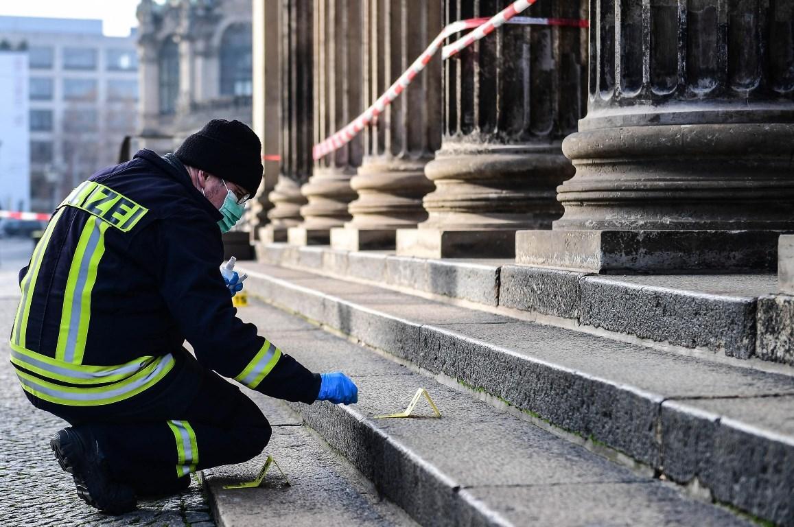 Clamoroso furto al castello di Dresda: bottino da un miliardo di euro