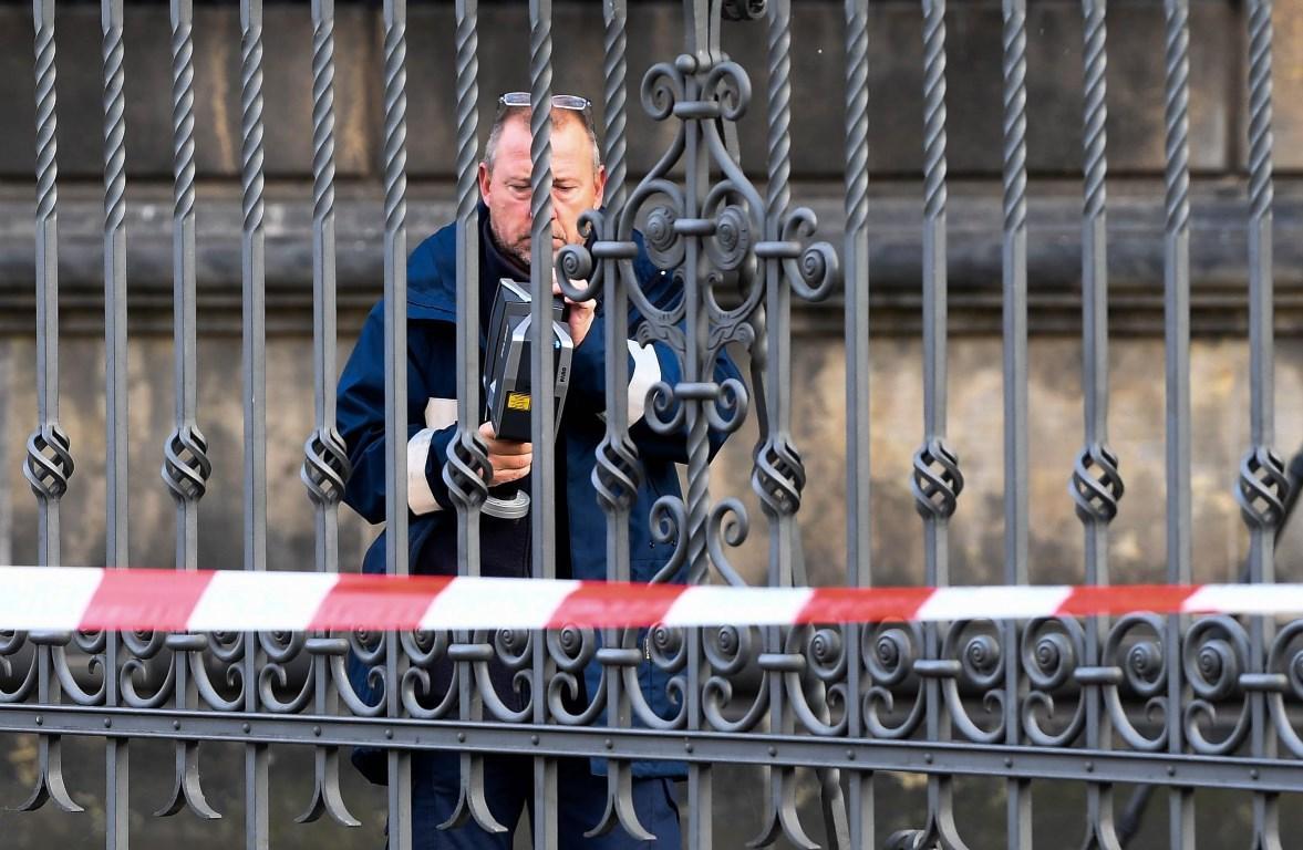 Furto dal valore inestimabile nel castello di Dresda
