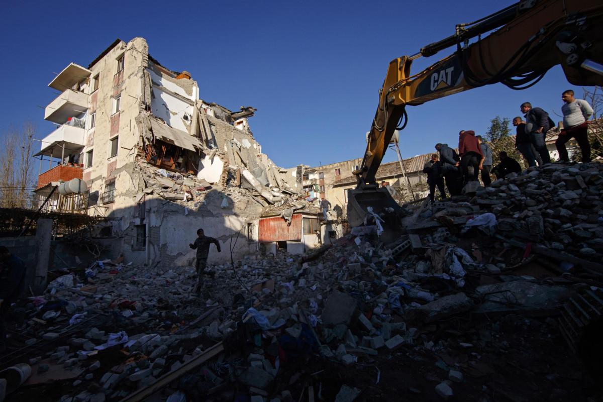 Terremoto in Bosnia, scossa legata allo sciame sismico in Albania