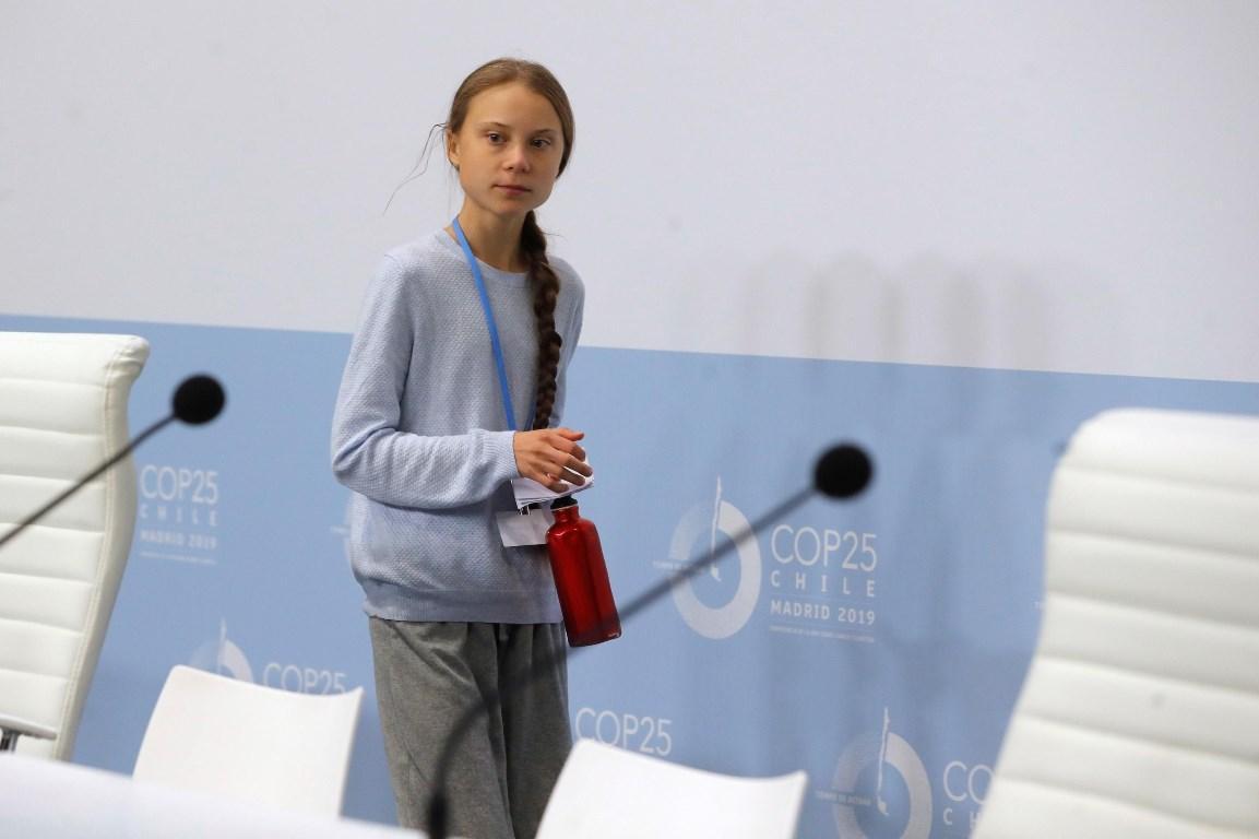 Per il settimanale Time è Greta Thunberg la