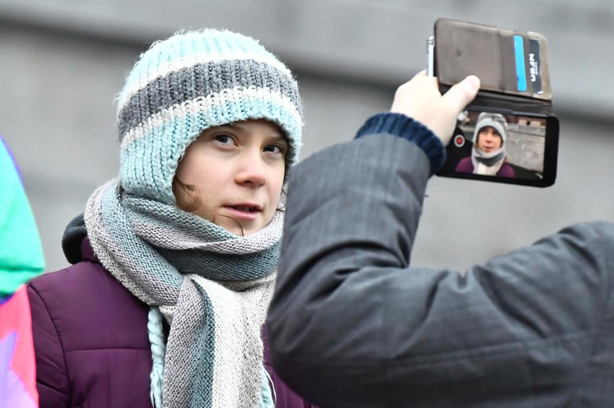 Greta Thunberg cambia il nome su Twitter in