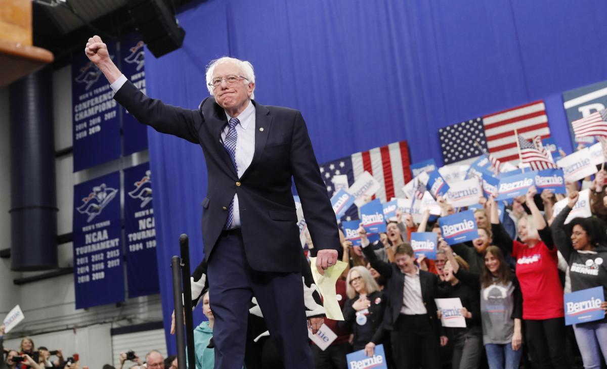 Stati Uniti, Sanders vince le primarie Dem in New Hampshire
