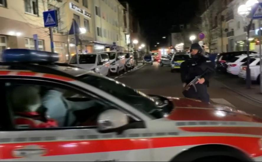 Germania, strage ad Hanau (VIDEO), c'è l'ombra del terrorismo di estrema destra