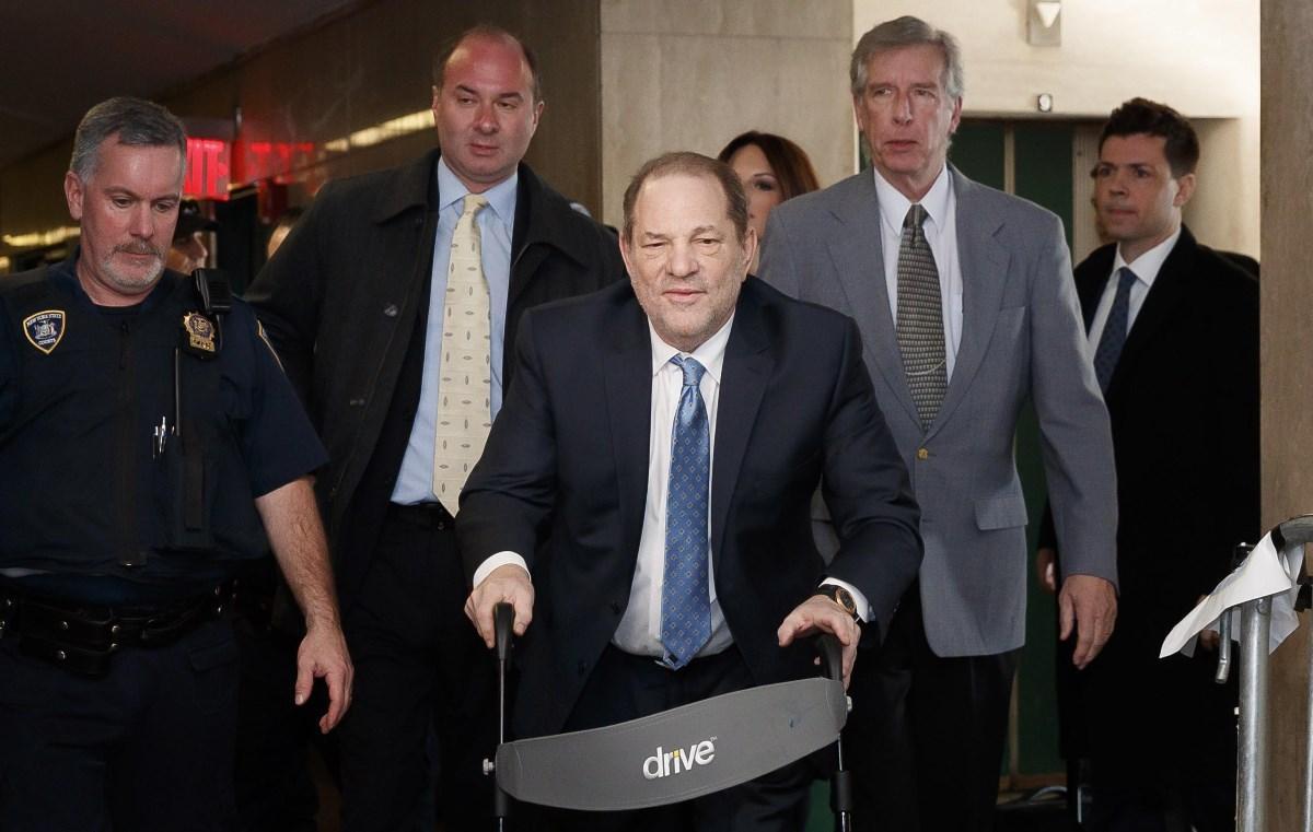 Weinstein condannato per violenza sessuale e stupro