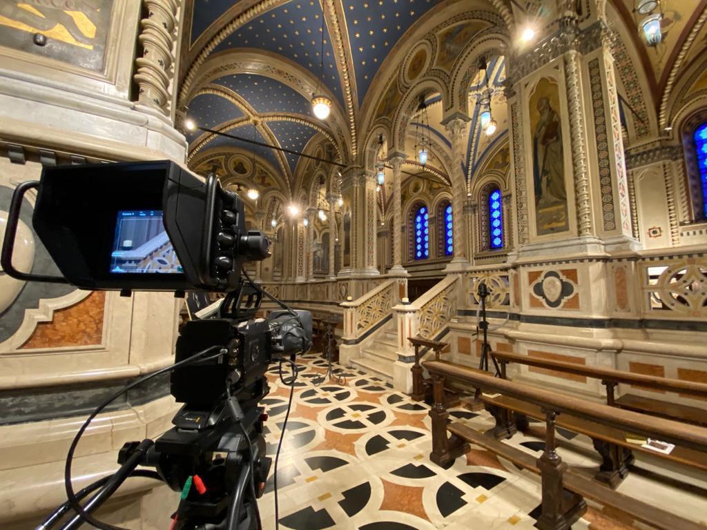 Il Rosario sarà trasmesso dalla Basilica delle Grazie