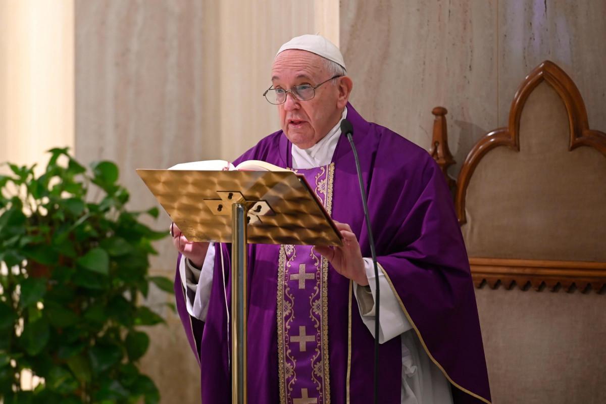 27 marzo in Preghiera con Papa Francesco