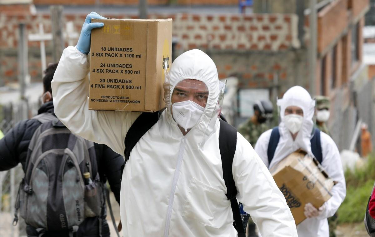 Coronavirus: Spagna supera 22mila morti