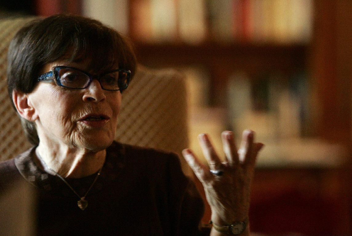 Milano piange Franca Valeri: