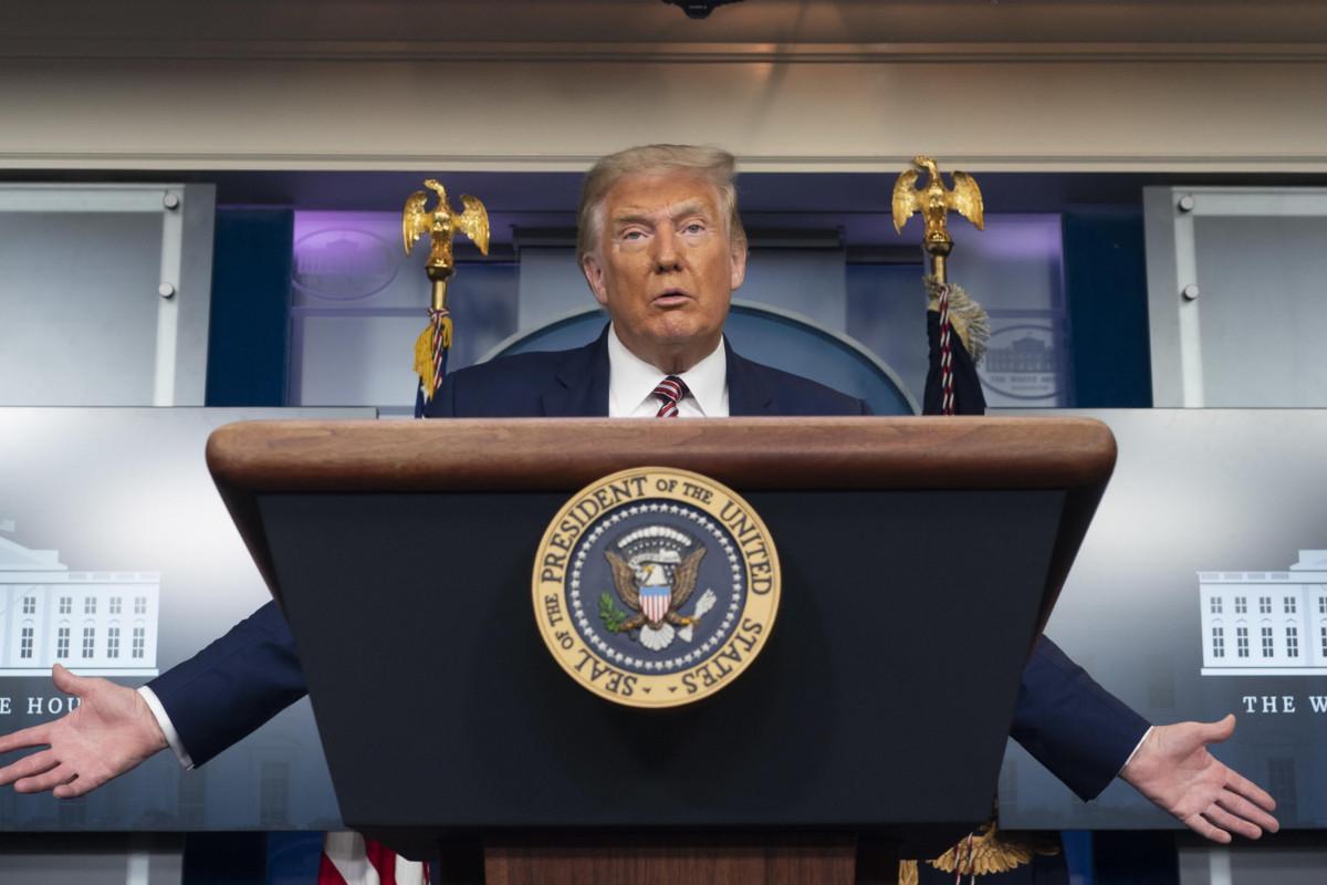 Donald e Melania Trump positivi al Coronavirus
