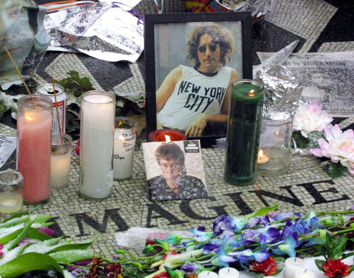 Quarant'anni fa John Lennon veniva brutalmente ucciso.Magazine Pragma