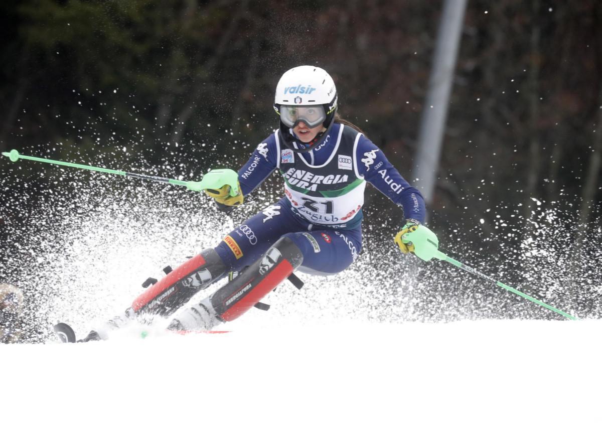 Coppa del Mondo di sci: Marta Rossetti è ventiduesima