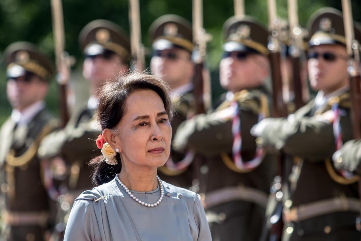 Myanmar, arrestata Aung San Suu Kyi